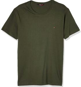 Camiseta básica Aramis | R$ 70