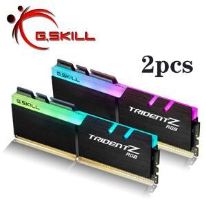 Memória G.Skill Trident Z 16GB (2x8GB), 3000MHz, DDR4 | R$607