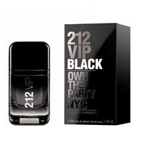212 VIP Men Black Masculino Eau de Parfum 200ML | R$360