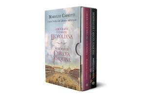 Coletânea - Memórias de Carlota Joaquina e A biografia íntima de Leopoldina | R$24