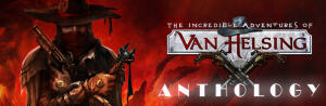 The Incredible Adventures of Van Helsing Anthology   90% OFF