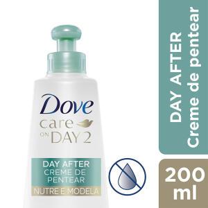 Creme de Pentear Dove Care On Day 2 Nutre e Modela 200ml | R$8