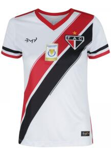 Ferroviário Atlético Clube (Fortaleza/CE) - Camisa Feminina