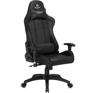 Cadeira Gamer Alpha Gamer Vega, Black | R$1.249