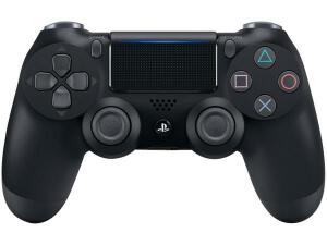 [APP+CLUBE DA LU] Controle para PS4 Sem Fio Dualshock 4 Sony-Preto