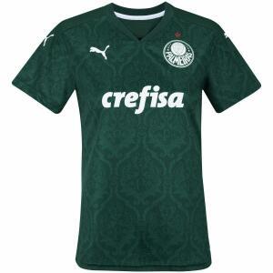 Camisa Lançamento do Palmeiras I 2020 Puma - Feminina