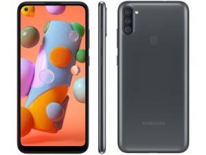 [Clube da Lu] Smartphone Samsung Galaxy A11 64GB | R$ 1.151