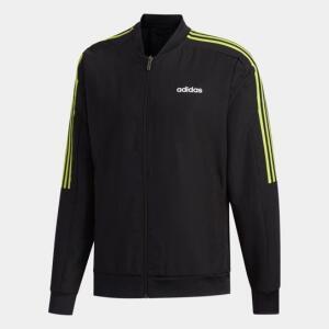 Jaqueta Adidas Trcktop Wv Masculina - Preto e Branco | R$ 135