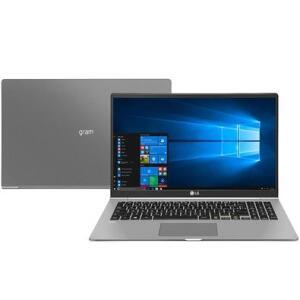 Notebook LG Gram, Intel Core i7, 8GB, SSD 256GB | R$5.300