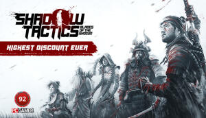 [Steam] Shadow Tactics: Blades of the Shogun
