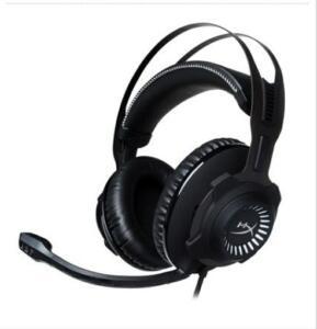 Headset Gamer HyperX Cloud Revolver - HX-HSCR-GM - Preto/Cinza | R$470