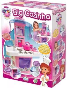 Big Cozinha Infantil Completa - Big Star R$ 86
