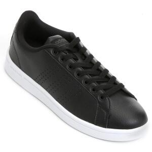 Tênis Adidas Cf Advantage Clean Masculino - Preto | TAM 38/39