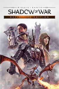Jogo Terra-média: Sombras da Guerra™ Edição Definitiva - Xbox One