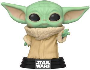 Funko Pop Star Wars The Mandalorian Baby Yoda The Child   R$139