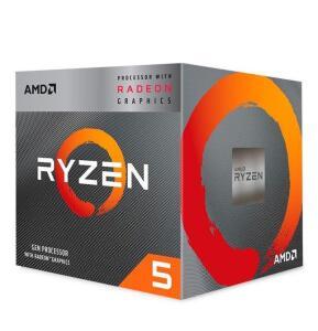 AMD Ryzen 5 3400G   R$949