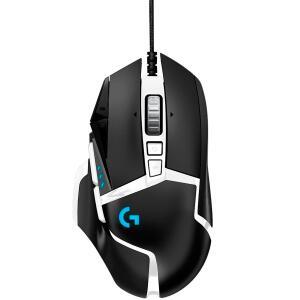 Mouse Gamer Logitech G502 Hero SE - 16000dpi - 11 Botões Programáveis