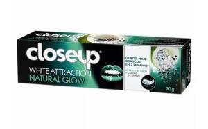 Creme Dental Closeup White Attraction Natural Glow 70g