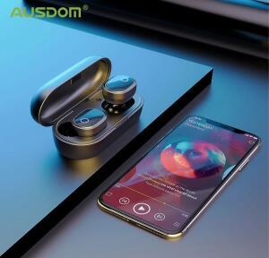 Ausdom tw01s fones de ouvido sem fio bluetooth 5.0