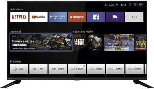 Smart TV Philco HD 40 PTV40G60SNBL R$ 780