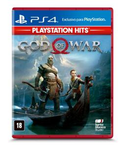 (PRIME) - God Of War Hits - PlayStation 4 R$ 60