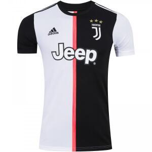 [TAM P] Camisa Juventus I 19/20 Adidas - Masculina | R$112