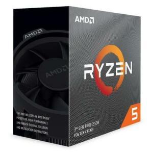 Processador AMD Ryzen 5 3600 Cache 32MB 3.6GHz (4.2GHz Max Turbo) AM4 Sem Vídeo | R$1.266