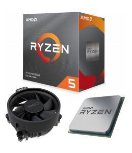 Processador AMD Ryzen 5 3600 Cache 32MB 3.6GHz (4.2GHz Max Turbo) AM4 Sem Vídeo - R$1266