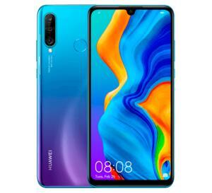 Huawei P30 Lite 128GB - No Plano TIM BLACK 24GB - R$557