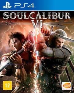 SoulCalibur VI Versão Standard | R$62
