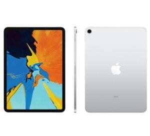 [somente pelo app Fast Shop] Apple iPad pro prata tela 11 Pol hi-fi + 4G processador A12X