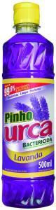 [PRIME] Desinfetante Lavanda, Urca, Lilás, 500ml   R$3