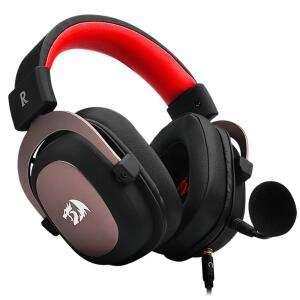 Headset Gamer Redragon Zeus H510-1 USB 7.1