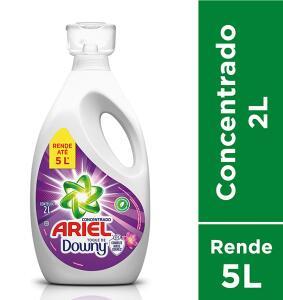 [PRIME] Lava Roupas Ariel Expert com Toque de Downy, 2L | R$17,91