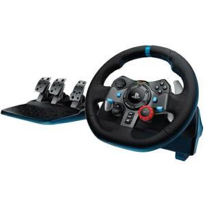 Volante Logitech Gamer G29 - PS4, PS3 e PC | R$ 2.200