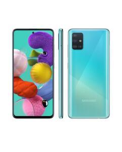 [APP + MAGALUPAY =R$ 1659] Smartphone Samsung Galaxy A51 128GB Azul 4G