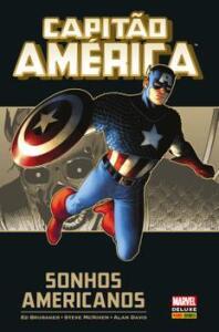 [R$ 2 de volta + Clube da Lu] Capitão América: Sonhos Americanos | R$ 33,21