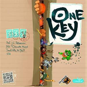 One Key Galápagos Jogos | R$120