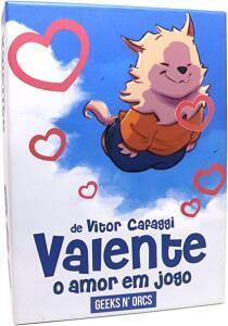Valente - O amor em jogo - Geeks N Orcs | R$95