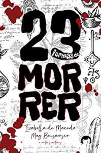 eBook 23 Formas de Morrer: Antologia de Contos