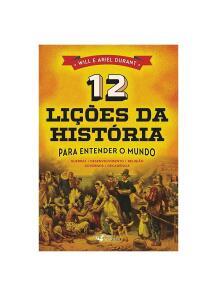 [PRIME] Livro 12 Lições da História: Para Entender o Mundo