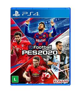 [Prime] Pro evolution Soccer PES 2020 - PS4