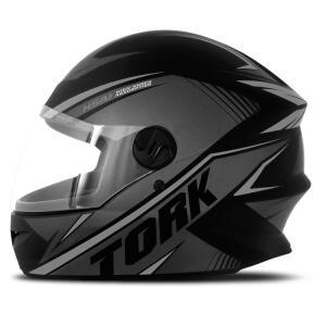 Capacete Moto R8 Pro Tork Fechado | R$ 76