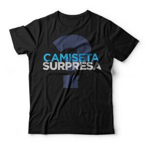 Camiseta Surpresa Unissex - R$18