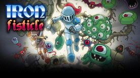 Iron Fisticle - Green Man Gaming(Ativação na Steam)
