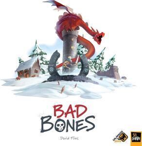 Bad Bones - R$233 FRETE GRATIS