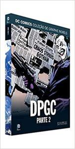 Dpgc Parte 2 (gotham Central) - Dcgn Sagas Definitivas (Português) Capa dura