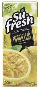 [Prime] Néctar Maracujá Sufresh 200Ml | R$ 1,46
