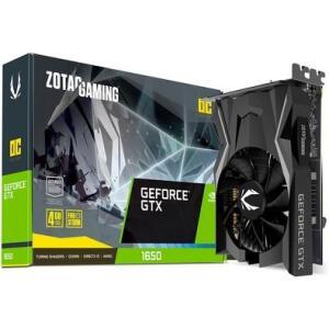 Placa de Vídeo Zotac NVIDIA GeForce GTX 1650 4GB, GDDR5