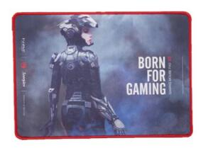 Mousepad Gamer Marvo Scorpion, Speed, Grande, Prova D'agua, G15